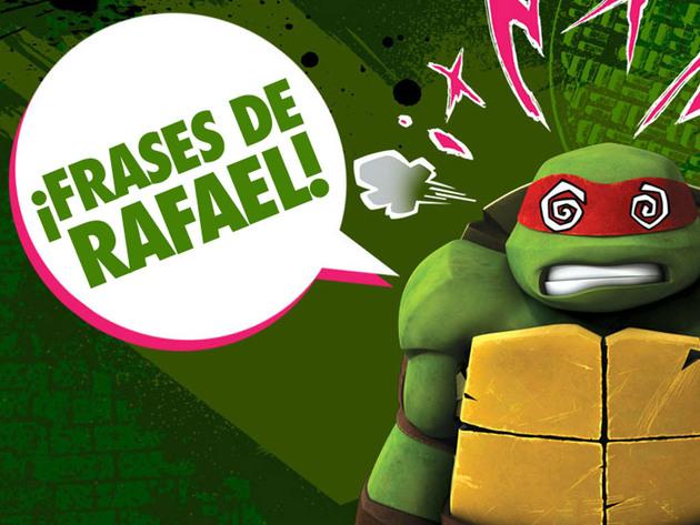 LAS TORTUGAS NINJA | SHORT | Frases de Rafael