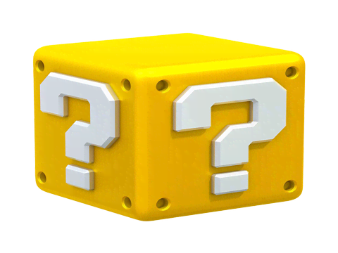 Mystery Content: nintendo