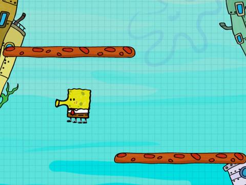 SpongeBob Doodle Jump