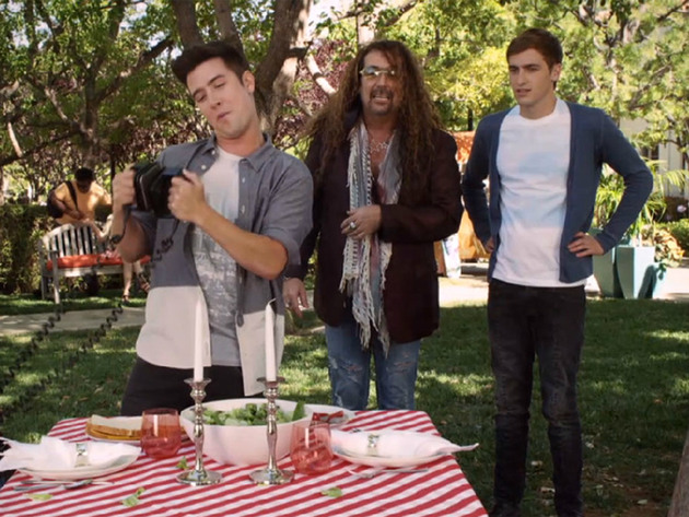 BIG TIME RUSH | S3 | Episodio 08 | Big Time Rush - Niñeros en grande