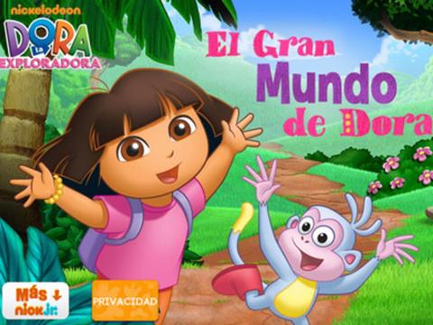 El Gran Mundo de Dora
