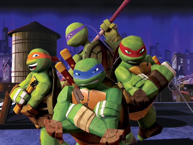 Las Tortugas Ninja | ¡Entrenamiento Mutante!
