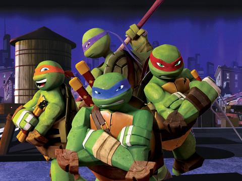 Las Tortugas Ninja | Short | ¡Entrenamiento Mutante!