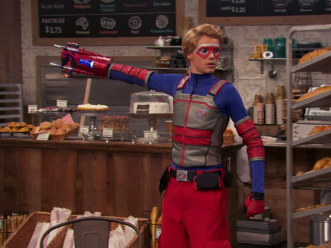 Henry Danger | S3 | Episódio 08 | Hora do Poder Parte 2