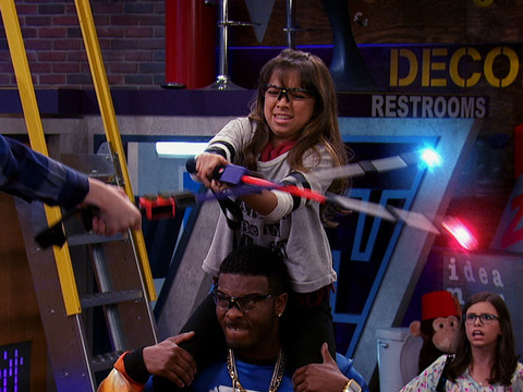Game Shakers | Short | Duelo Elétrico