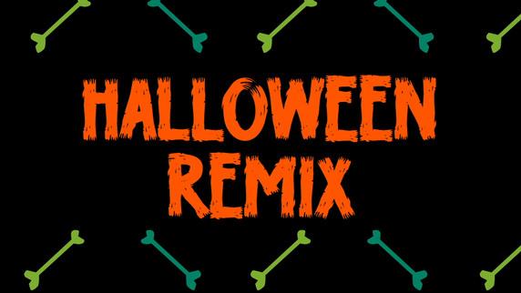 Bob Esponja | Short | Remix de Halloween