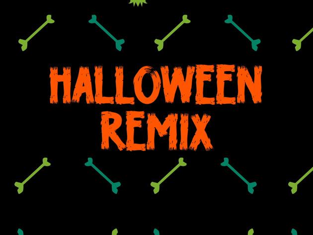 Bob Esponja | Short | Halloween Remix