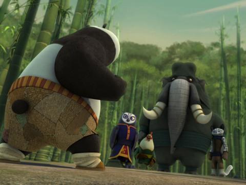Kung Fu Panda | Shorts | Bienvenido, Po