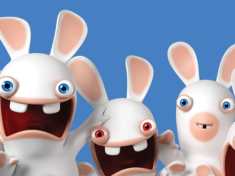 Rabbids Invasion | ¡De vacaciones!