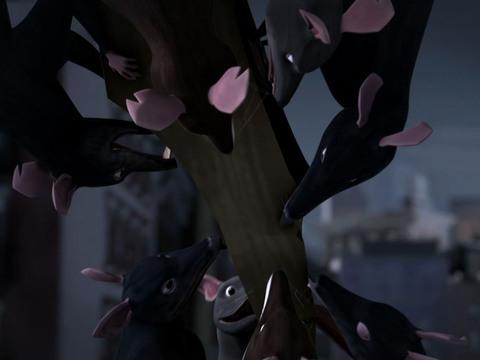 Tartarugas Ninja | Short | Invasão de Ratos