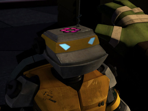Las Tortugas Ninjas | Short | Tortu-Robot