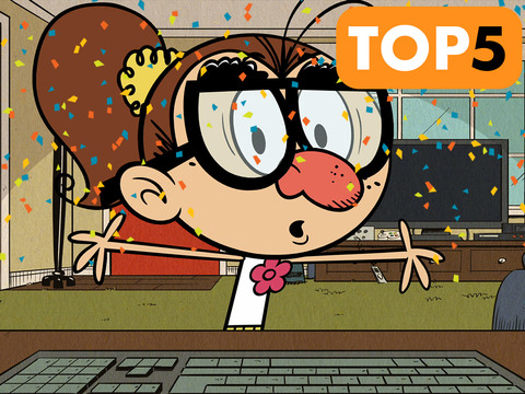Loud House | Short | Top 5 Imitaciones