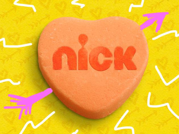 Bob Esponja | Short | Amor Nick