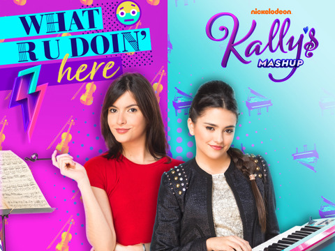 Kally's Mashup | Short | What R U Doin´ Here