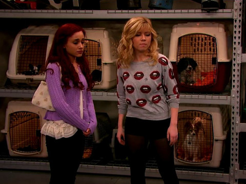 Sam y Cat - No te metas con Sam