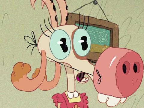 Cerdo Cabra Banana Grillo | Short | ¿Puedes Creerlo?