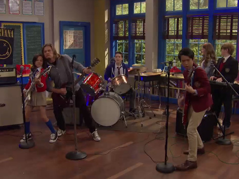 School of Rock   Short   What I like about You