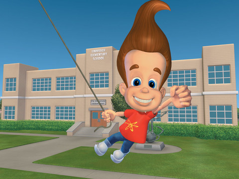 Jimmy Neutron | Información Falsa