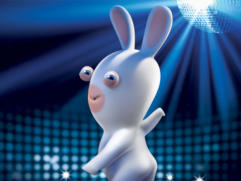 Rabbids Invasion | Reir como un Rabbid