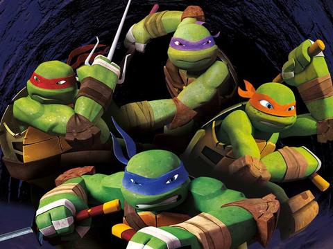 Las Tortugas Ninja |Short | ¡Práctica Ninja!
