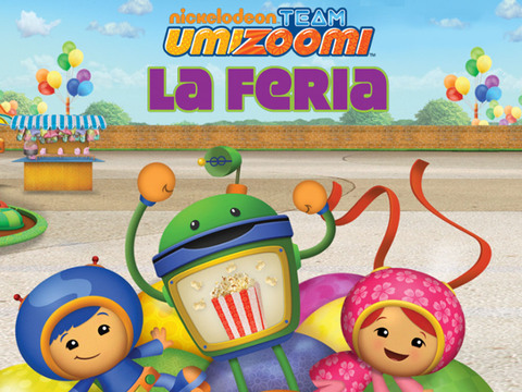 La Feria del Equipo Umizoomi