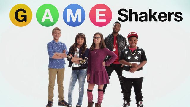 Resultado de imagem para Game Shakers