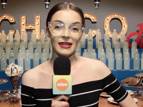 HEIDI, BIENVENIDA A CASA | SHORT | Entrevista a Maxine