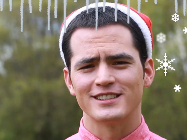 YO SOY FRANKY | S2 | SHORT | Navidad