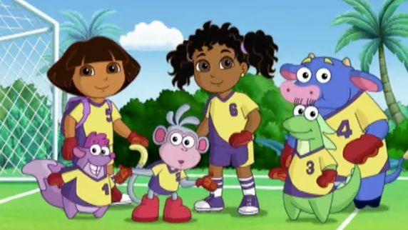 Swiper, el zorro de Dora la exploradora | Nickelodeon