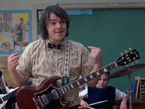 SCHOOL OF ROCK | SHORT | School Of Rock - La Película