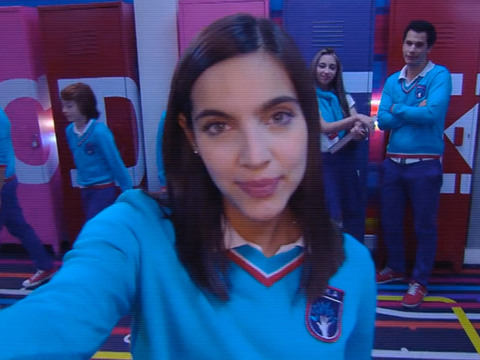 YO SOY FRANKY   S1   EXTRAS   YSF - El video del año en la escuela