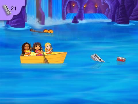 Dora y sus amigos: ¡Día del concierto!