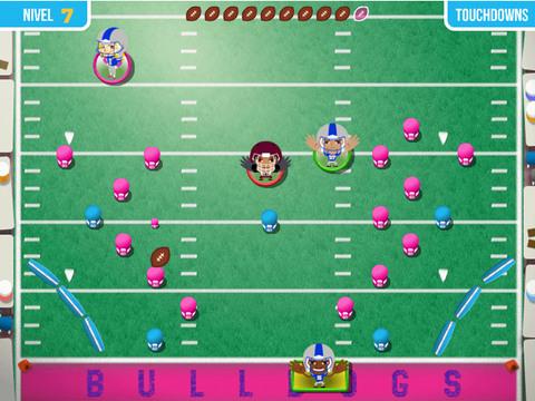 Bella y los Bulldogs : Pase de Touchdown