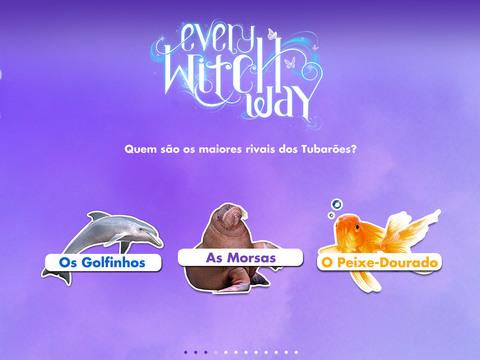 Você é um Expert em Every Witch Way?