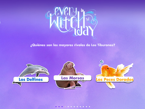 ¿Eres un experto en Every Witch Way?
