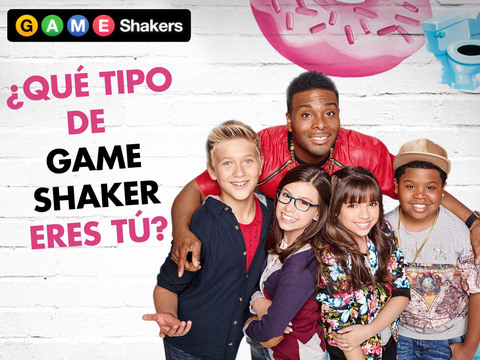 Game Shakers: ¿Qué tipo de Game Shaker eres tú?