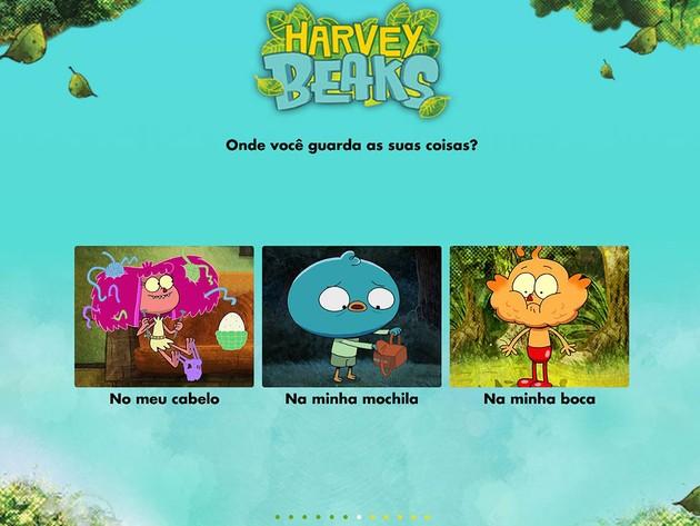 Você é Harvey, Fee ou Foo?