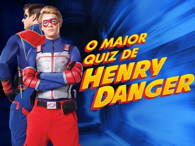 Henry Danger   Jogos   O Maior Quiz de Henry Danger