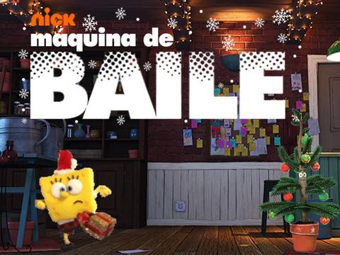 Nickelodeon Máquina de Baile: Edición Navideña