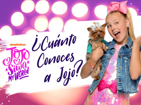 JoJo Siwa: My World: ¿Cuánto conoces a Jojo?