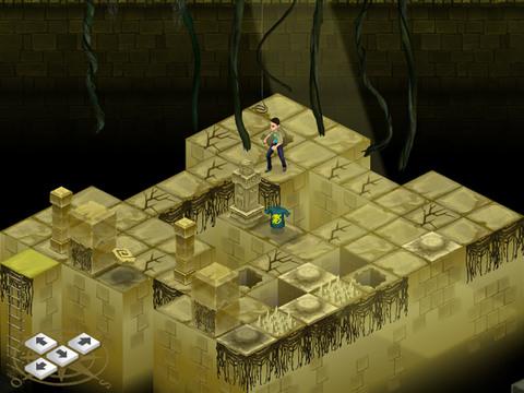 Lendas do Templo Perdido | Jogos | Desbloquear o Passado
