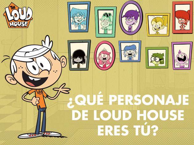 Loud House: ¿Qué personaje de Loud House eres tú?