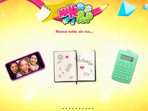 ¿Qué personaje de Make It Pop eres?