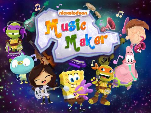 Bob Esponja | Jogos | Music Maker