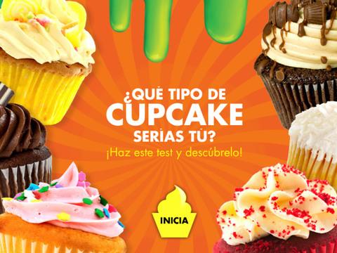 TEST: ¿Qué tipo de cupcake serías tú?