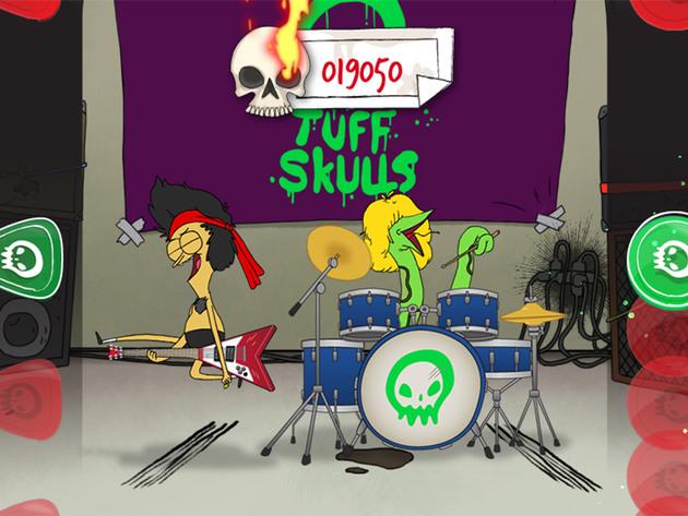 Heróis Tuff Skulls