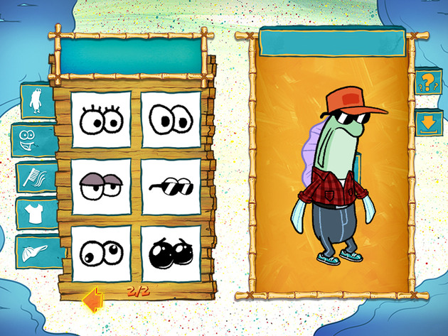 Bob Esponja: Creador de Dibujos Animados