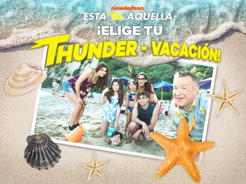The Thundermans: ¡Elige tu Thunder-Vacación!
