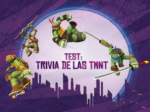 Las Tortugas Ninja: TMNT Trivia