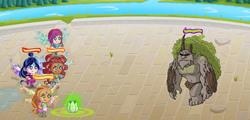 Batalha Bloomix – Nickelodeon